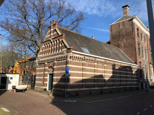 Afbeelding #000 voor het verhaal Een nieuwe bestemming voor Achter het Hofplein 43