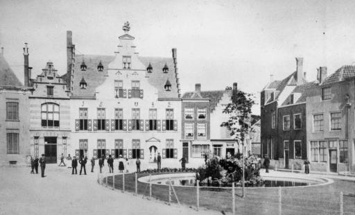 Afbeelding #000 voor het verhaal Een nieuwe bestemming voor de Sint Jorisdoelen in Middelburg
