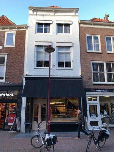 Afbeelding #000 voor het verhaal Een nieuwe bestemming voor Lange Delft 111
