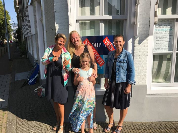 Afbeelding #000 voor het verhaal Een nieuwe bestemming voor Molenwater 137 in Middelburg