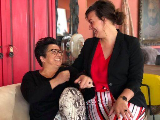 Afbeelding #000 voor het verhaal Een nieuwe eigenaar voor Two Ladies Like etnisch wonen