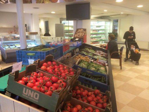 Afbeelding #001 voor het verhaal Een nieuwe supermarkt aan de Langevieleweg