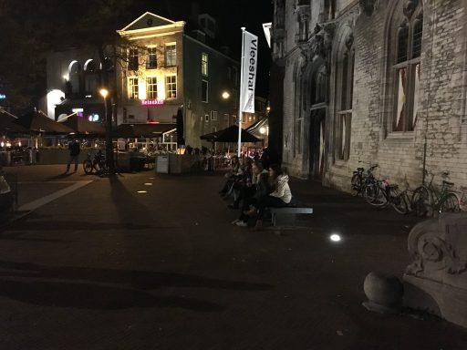 Afbeelding #001 voor het verhaal Een ontgroening in Middelburg: het valt allemaal wel mee