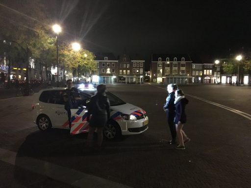 Afbeelding #002 voor het verhaal Een ontgroening in Middelburg: het valt allemaal wel mee