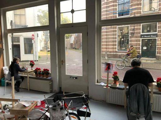 Afbeelding #000 voor het verhaal Een poging tot een uitputtende beschrijving van een plek in Middelburg