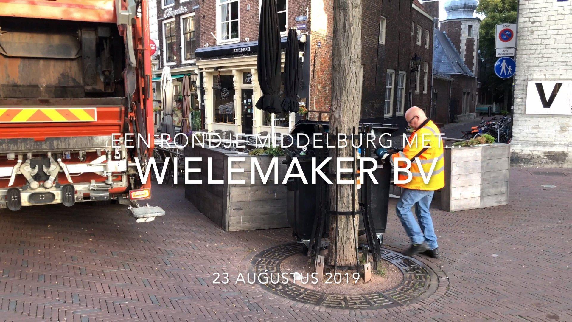 Afbeelding #000 voor het verhaal Een rondje Middelburg met Wielemaker BV