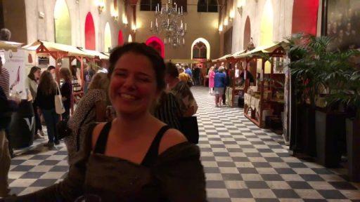 Afbeelding #000 voor het verhaal Een rondje Middelburg Wijnfestival met Colinda Borgs