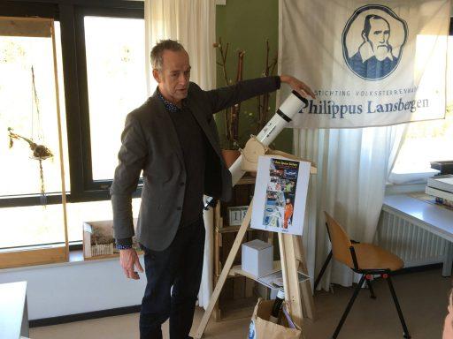 Afbeelding #000 voor het verhaal Een telescoop voor Weerwerk Zeeland