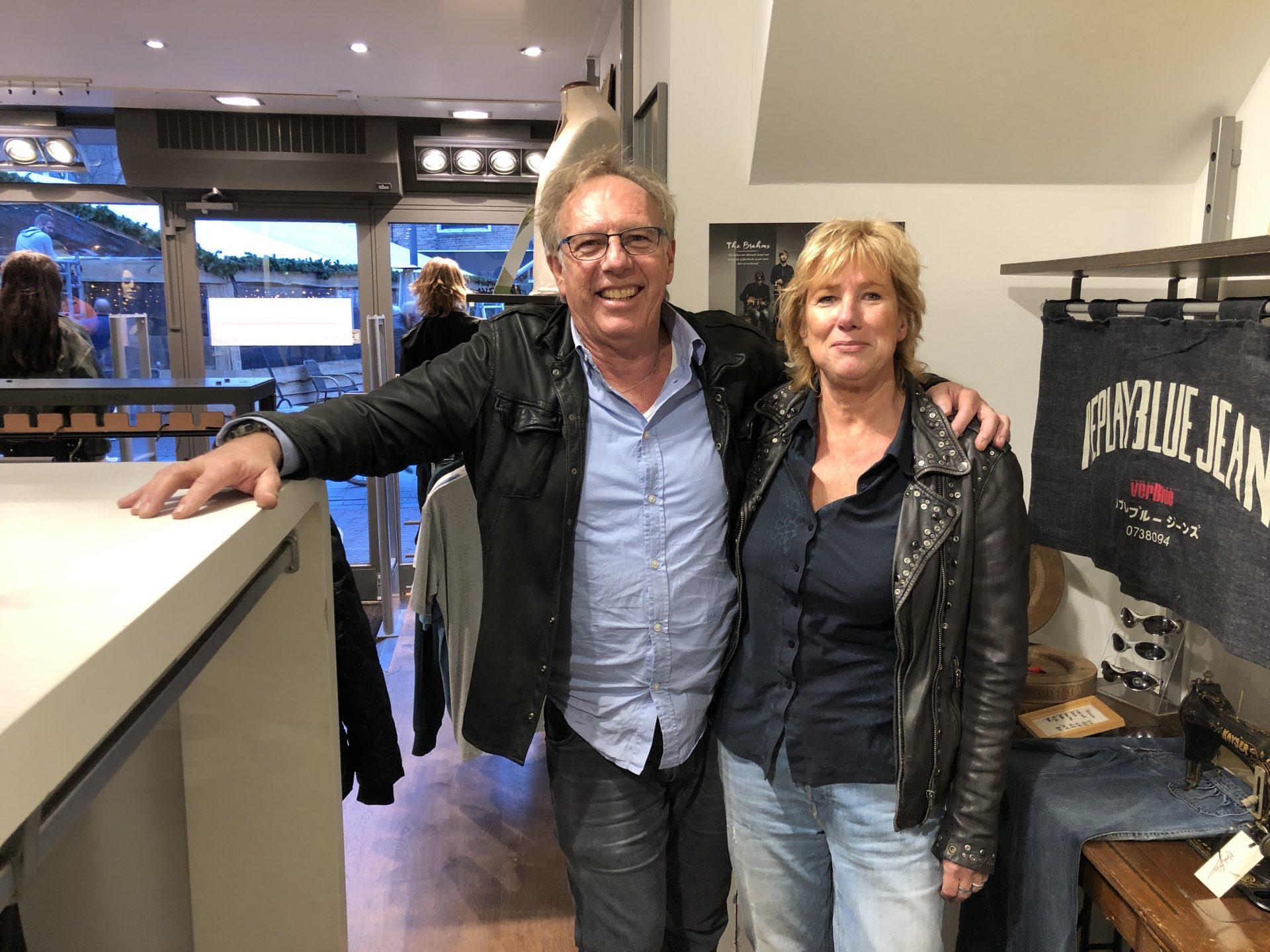 Afbeelding #000 voor het verhaal Een terugblik op 40 jaar Henk Sies Mode in Middelburg