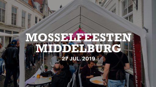 Afbeelding #000 voor het verhaal Een terugblik op Mosselfeesten Middelburg 2019 (zaterdag)