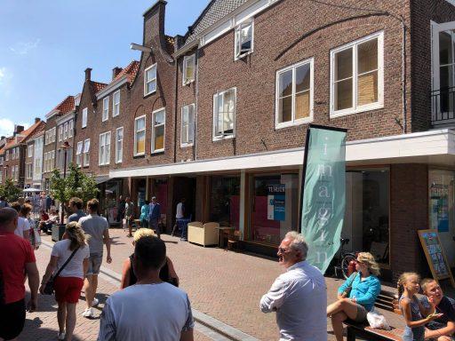 Afbeelding #000 voor het verhaal Een tijdelijke winkel in Nieuwe Burg 33-37