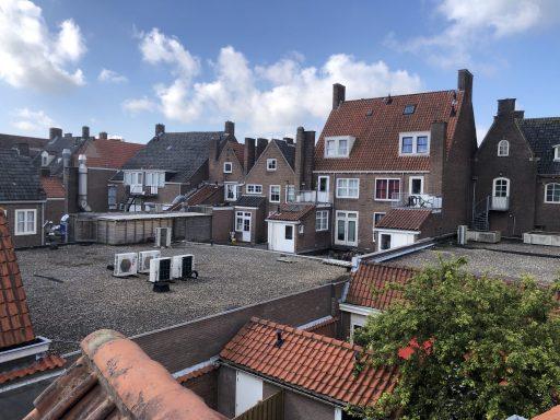 Afbeelding #000 voor het verhaal Een tweede leven voor 'het huis achter de bank' in de Keldermansstraat