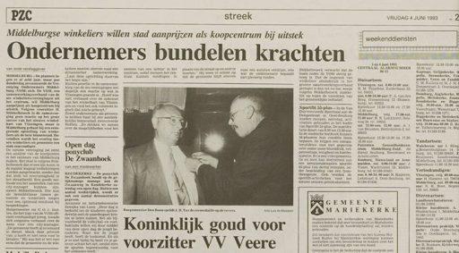 Afbeelding #000 voor het verhaal Een uitnodiging voor alle ondernemers in Middelburg centrum