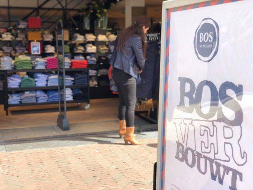 Afbeelding #001 voor het verhaal Een vernieuwde Bos Men Shop aan de Markt