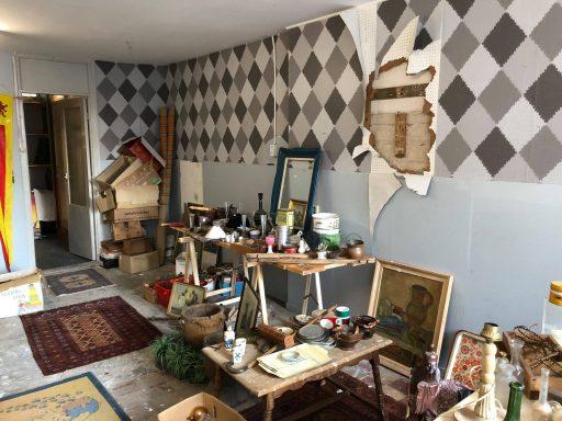 Afbeelding #003 voor het verhaal Een zeer tijdelijke winkel aan Sint Janstraat 27