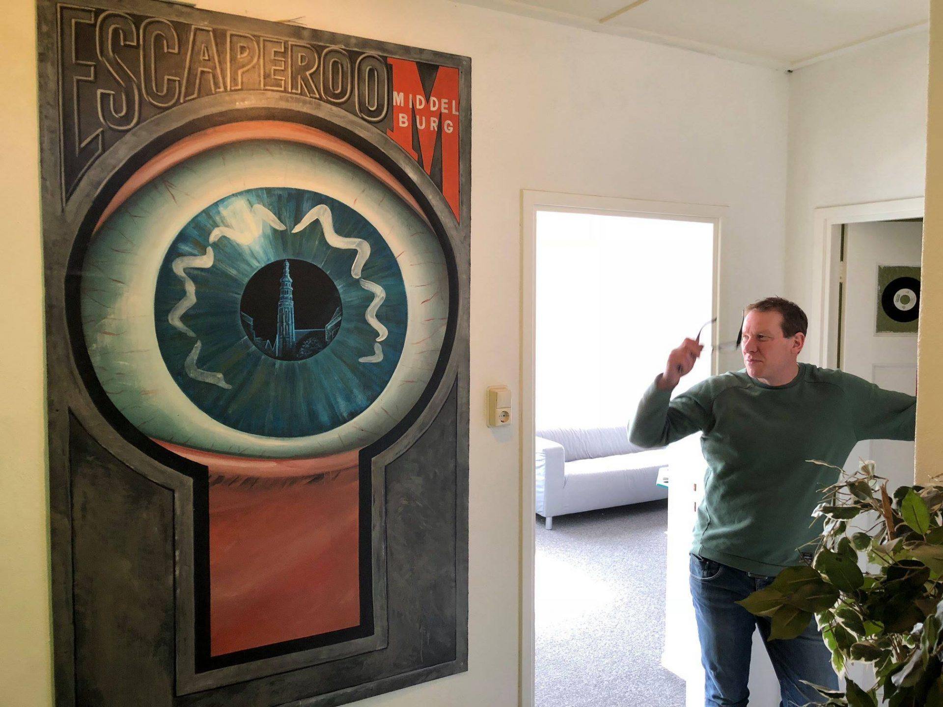 Afbeelding #004 voor het verhaal Escape Room Zeeland in Middelburg opent muziekkamer