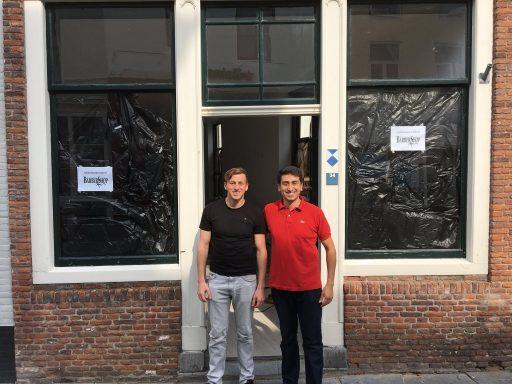 Afbeelding #000 voor het verhaal Even voorstellen: Omed en Giovanne, van Barber Shop Middelburg