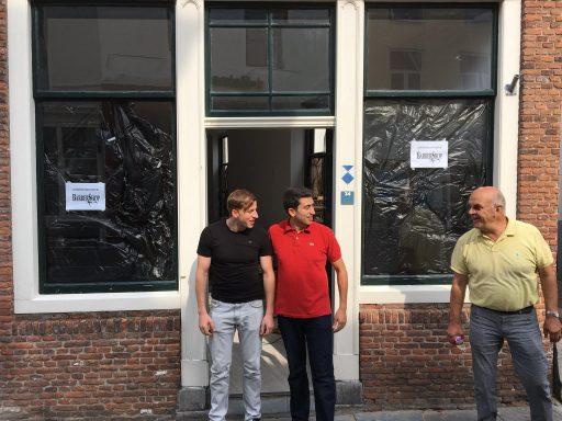 Afbeelding #001 voor het verhaal Even voorstellen: Omed en Giovanne, van Barber Shop Middelburg