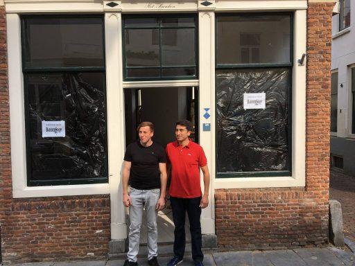 Afbeelding #002 voor het verhaal Even voorstellen: Omed en Giovanne, van Barber Shop Middelburg
