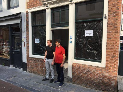 Afbeelding #003 voor het verhaal Even voorstellen: Omed en Giovanne, van Barber Shop Middelburg