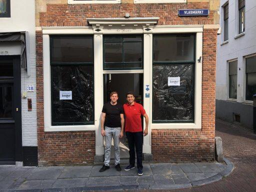Afbeelding #004 voor het verhaal Even voorstellen: Omed en Giovanne, van Barber Shop Middelburg
