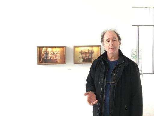 Afbeelding #000 voor het verhaal Expositie: 19 jaar vitrines in Vriendschap, van Rinus Roepman