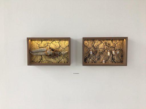 Afbeelding #003 voor het verhaal Expositie: 19 jaar vitrines in Vriendschap, van Rinus Roepman