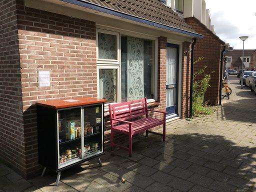 Afbeelding #002 voor het verhaal Eyebombing in Middelburg met Joan