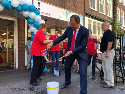 Afbeelding #000 voor het verhaal Feestelijk heropend in Middelburg: De Zeepbel en Dustoch van Stichting Arduin