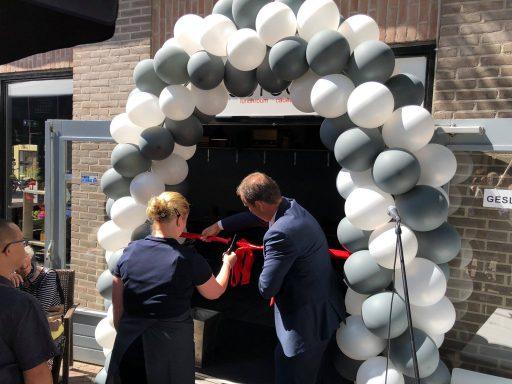 Afbeelding #001 voor het verhaal Feestelijk heropend in Middelburg: De Zeepbel en Dustoch van Stichting Arduin