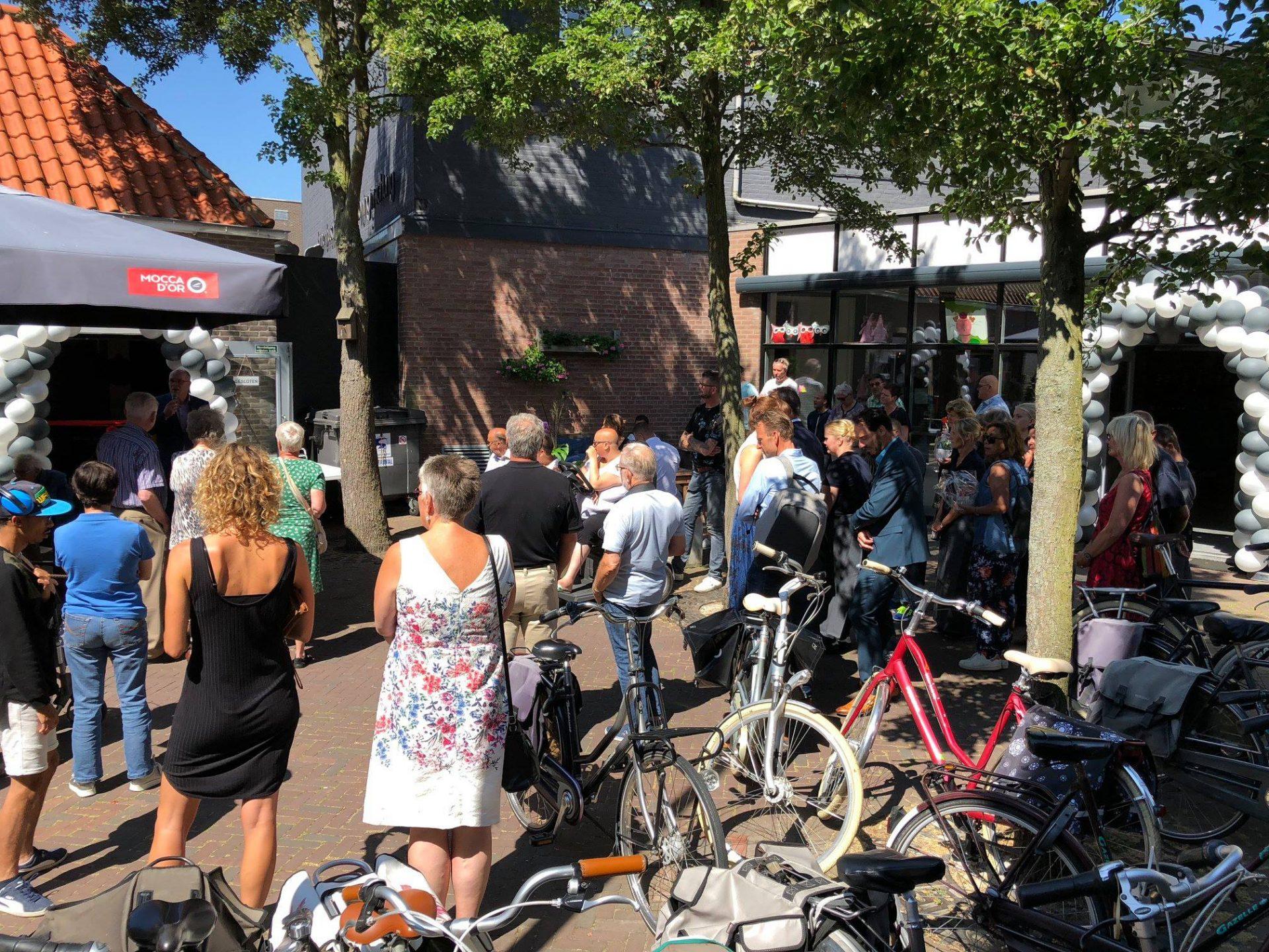 Afbeelding #018 voor het verhaal Feestelijk heropend in Middelburg: De Zeepbel en Dustoch van Stichting Arduin