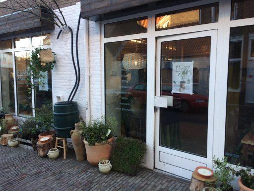 Afbeelding #000 voor het verhaal Femke Vos De Wael opent stadstuinwinkel Plantaardig