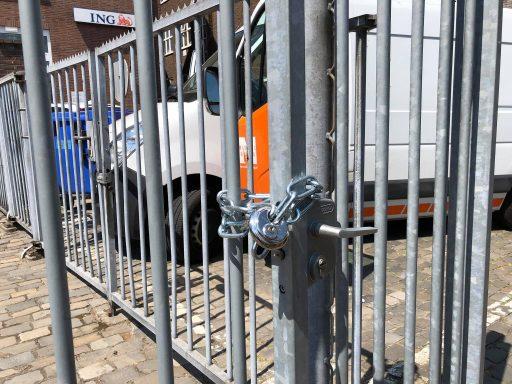 Afbeelding #003 voor het verhaal Fietsenstalling Zusterplein weer geopend: onbewaakt maar gratis
