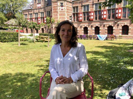 Afbeelding #000 voor het verhaal Fifi Visser over de première van Tijdgravers in Cinema Middelburg