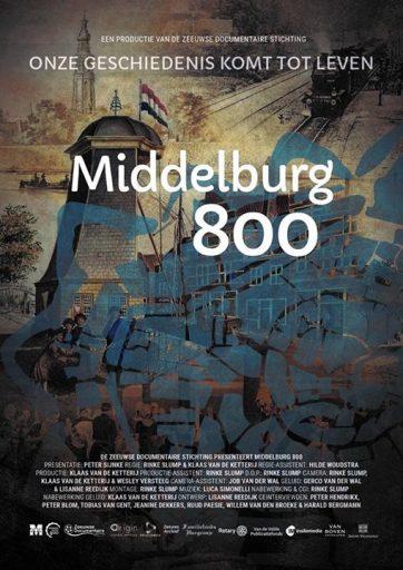 Afbeelding #000 voor het verhaal Film Middelburg 800 jaar in Cinema Middelburg