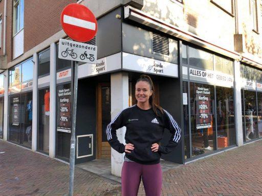 Afbeelding #000 voor het verhaal Fit Healthiek opent in de Lange Geere in januari, Outlet Koole Sport verhuist naar Langeviele