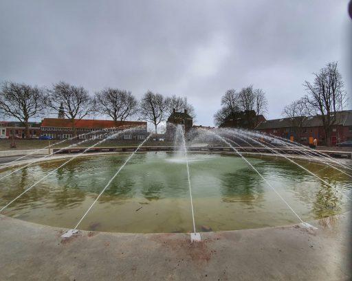 Afbeelding #003 voor het verhaal Fontein Spiegelvijver Park Molenwater in gebruik genomen