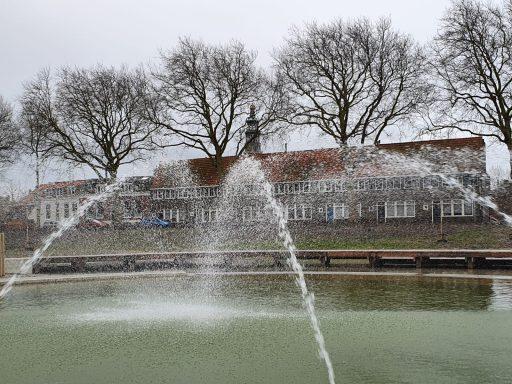 Afbeelding #004 voor het verhaal Fontein Spiegelvijver Park Molenwater in gebruik genomen