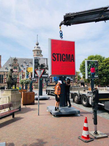 Afbeelding #002 voor het verhaal Foto-expositie The Stigma Project geopend in Middelburg