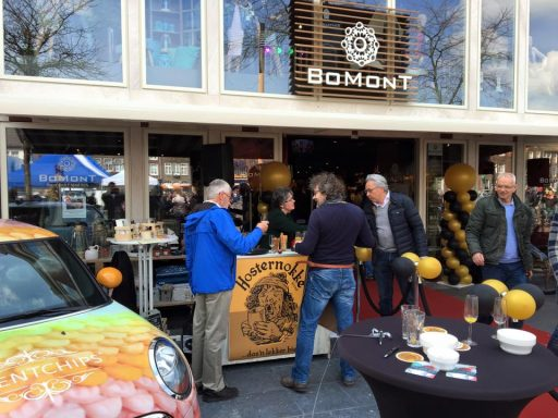 Afbeelding #000 voor het verhaal Foto's: de officiële opening van BomonT Middelburg