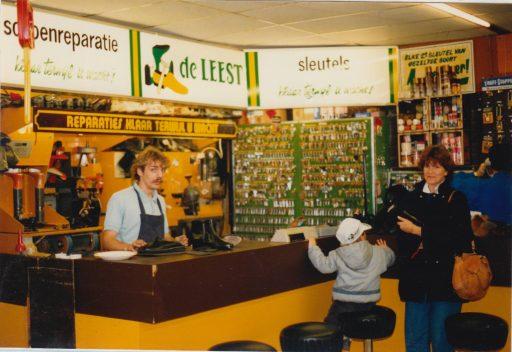 Afbeelding #001 voor het verhaal Foto's van Trefcenter Middelburg, uit 1987