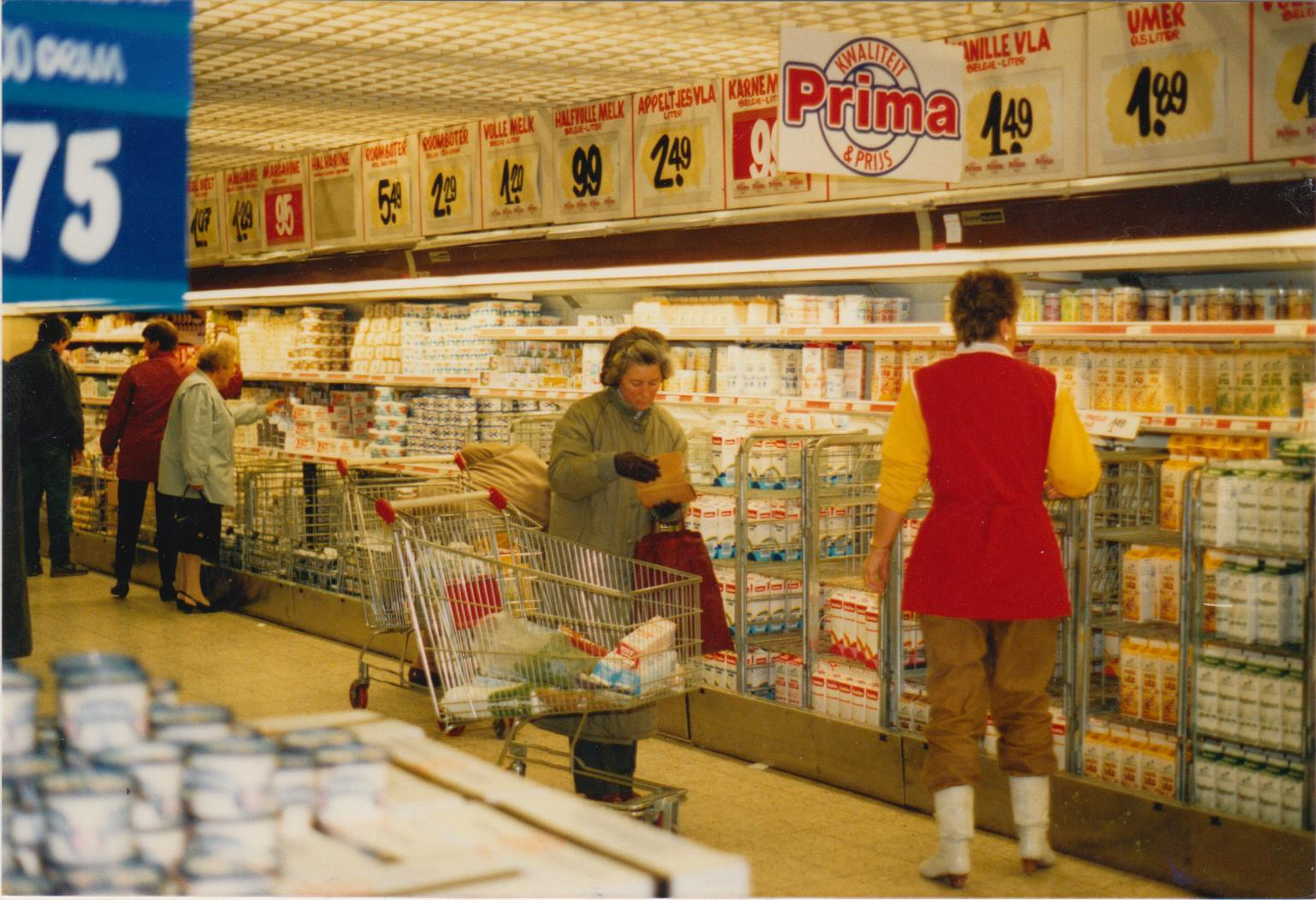 Afbeelding #013 voor het verhaal Foto's van Trefcenter Middelburg, uit 1987