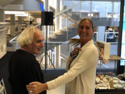 Afbeelding #000 voor het verhaal Frank van der Meijden over de expositie La Parata Bizarra