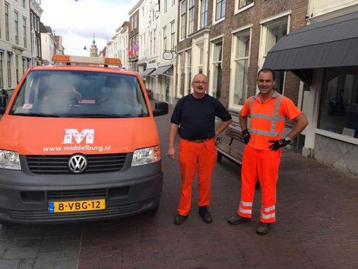 Afbeelding #000 voor het verhaal Frans Dingemanse is De Stad!