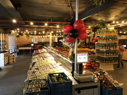 Afbeelding #002 voor het verhaal Fruitshop Middelburg geopend in Tref