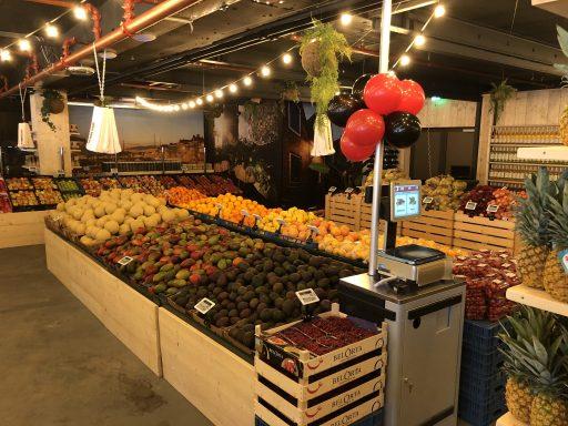 Afbeelding #003 voor het verhaal Fruitshop Middelburg geopend in Tref