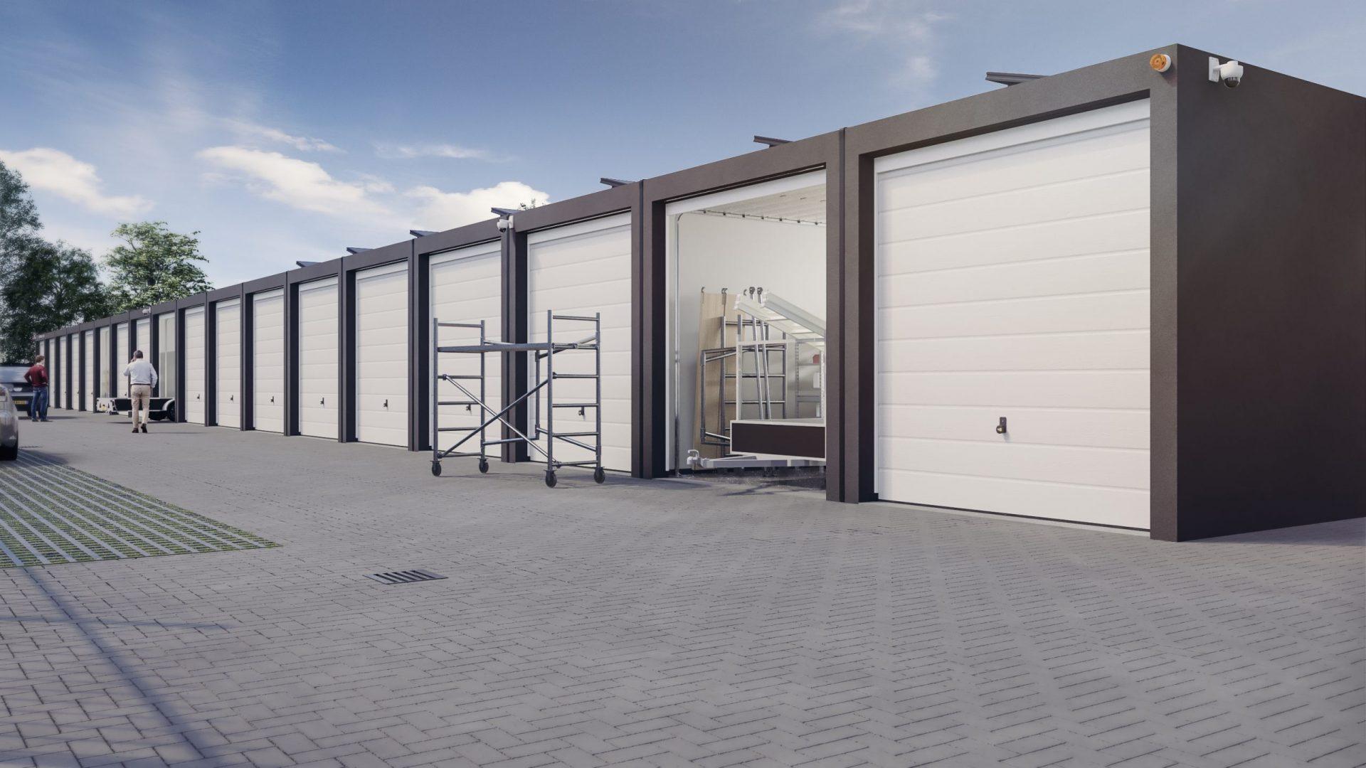 Afbeelding #001 voor het verhaal Garagepark komt naar Middelburg