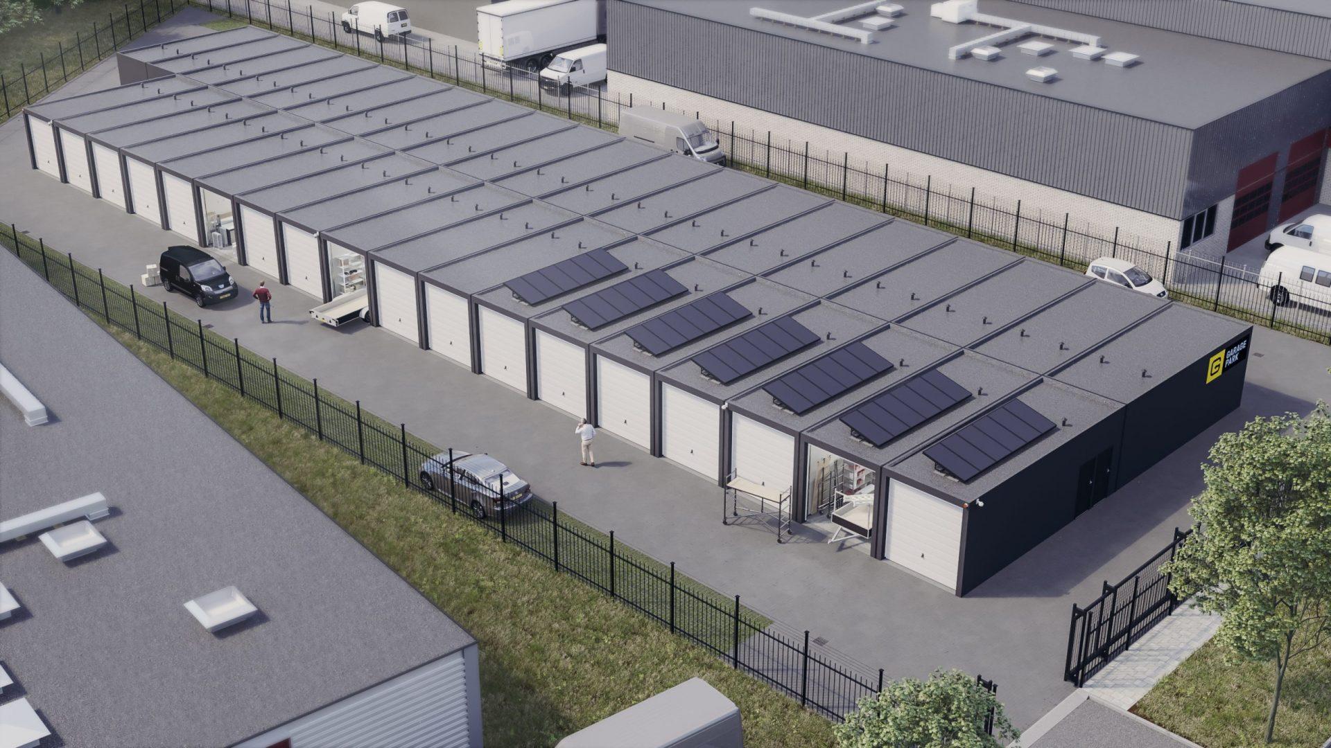 Afbeelding #002 voor het verhaal Garagepark komt naar Middelburg