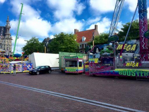 Afbeelding #000 voor het verhaal Geen botsauto's meer op de Middelburgse kermis