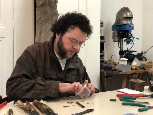 Afbeelding #004 voor het verhaal Geestverwant! Op bezoek bij de Middelburgse Atelier Stichting